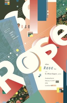 Poster for Julian Rose